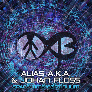 ALIASAKA005 - Alias A.K.A. & Johan Floss - Space-Time Continuum