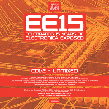 Electronica Exposed EECD063 - CD1