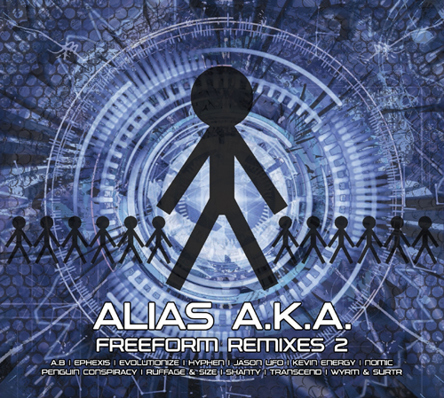 Alias A.K.A. - Freeform Remixes 2