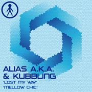 ALIASAKAS053 - Alias A.K.A. & Kubbling 'Lost My Way' / 'Mellow Chic'
